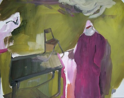 Buste sans tête, 2005