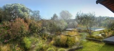 Jardin de particulier, 2014
