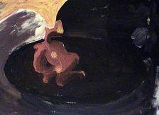 Petite figure isolée, 2004